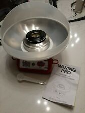 Waring Pro Professional Table Top Cotton Candy Maker Model Cc150 Fun