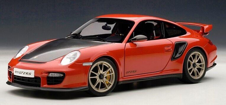 AUTOart 77964 Porsche 911 997 997 997 GT2 RS Red 1 18 Scale Diecast c0cf3b