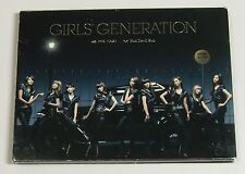 SNSD GIRLS' GENERATION MR.TAXI / Run Devil Run Japan CD+DVD