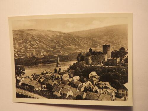 Niederheimbach mit Heimburg / Foto