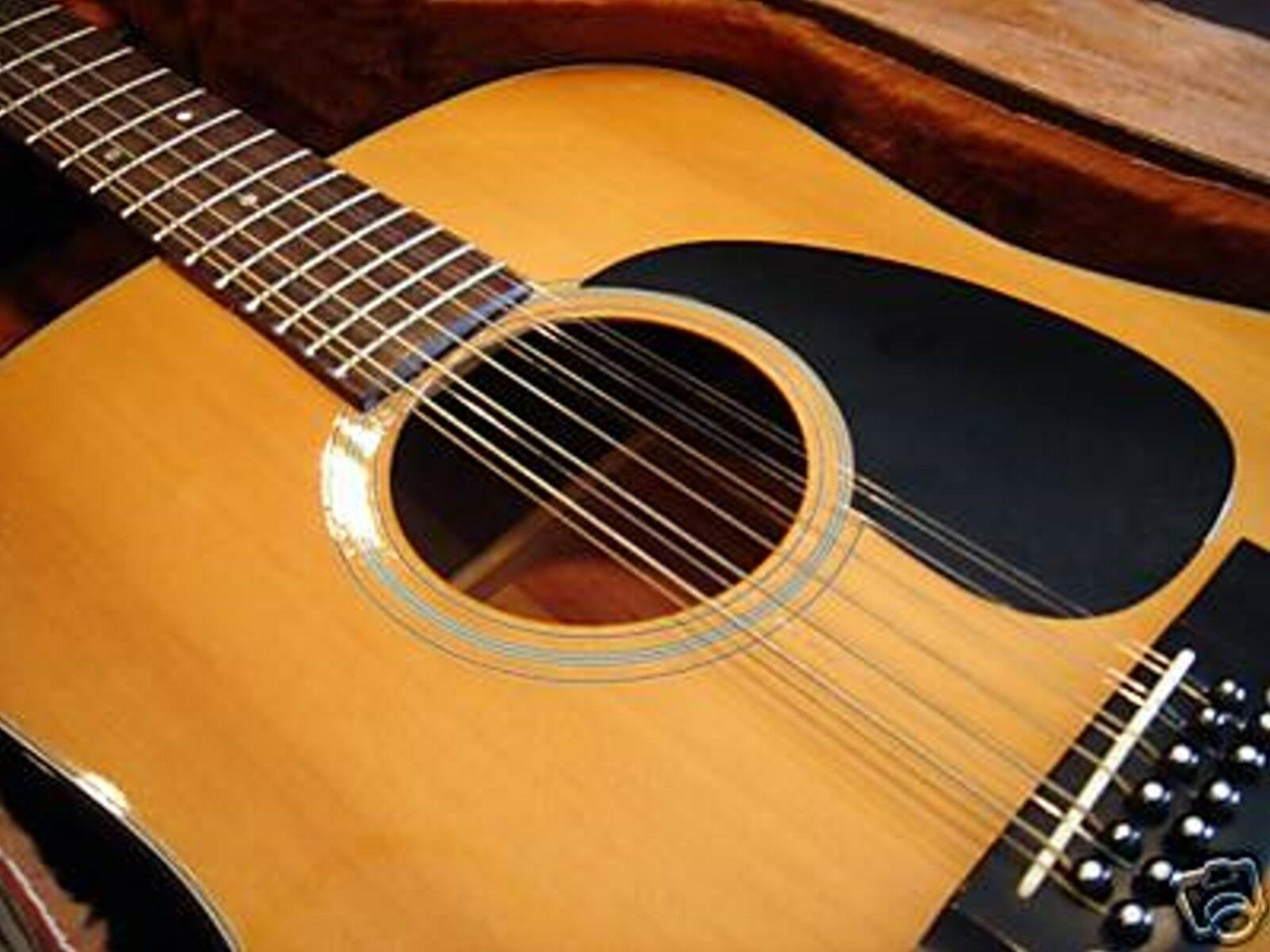 12 string guitar strings for acoustic electric guitars tone tested ebay. Black Bedroom Furniture Sets. Home Design Ideas