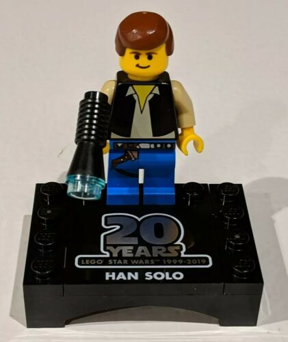 LEGO STAR WARS 20th Anniversary Han Solo Exclusive MINIFIGURES New #75262