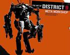 The Art of District 9: Weta Workshop by Daniel Falconer (Hardback)
