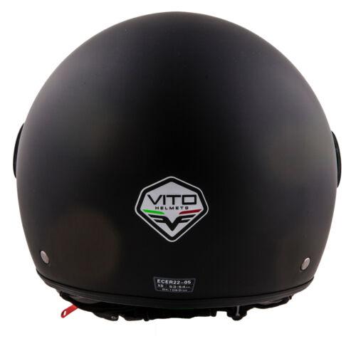Helios Vito Loreto Chopper ROLLER SCOOTER MATT-Nero Opaco-Black
