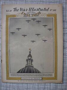 St Nazaire Maquis Normandy, HMS Hotspur, RAF Regiment The War Illustrated #233