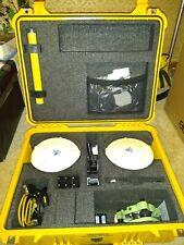 Trimble 5800 Gps Receivers Withaccessories In Original Case Survey Equipment