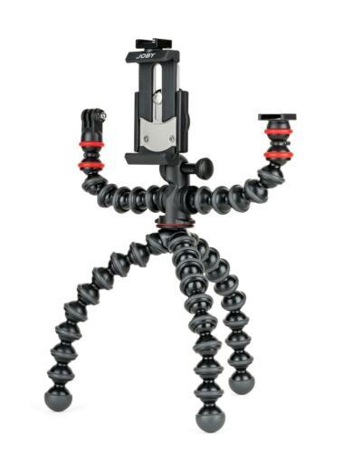 Joby Gorillapod-Treppiede flessibile supporto staffa F. MOTOROLA MOTO e4