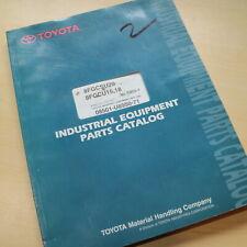 Toyota 8fgcu 20 25 30 32 8fgu 15 18 Forklift Parts Manual Book Catalog G850 1 8