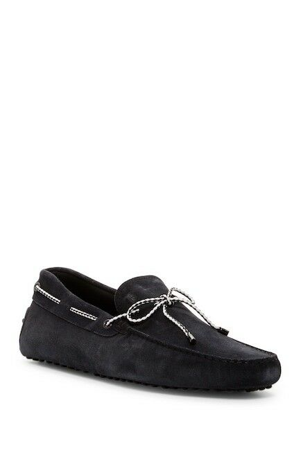 NEW Tods scarpe Driving Moccasin Mens Dimensione 9