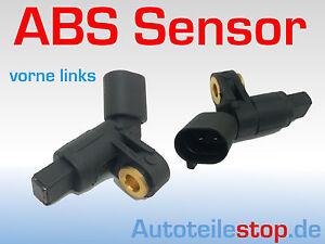 ABS-Sensor-Raddrehzahl-VA-links-vorne-VW-Lupo-Seat-Arosa-IBIZA