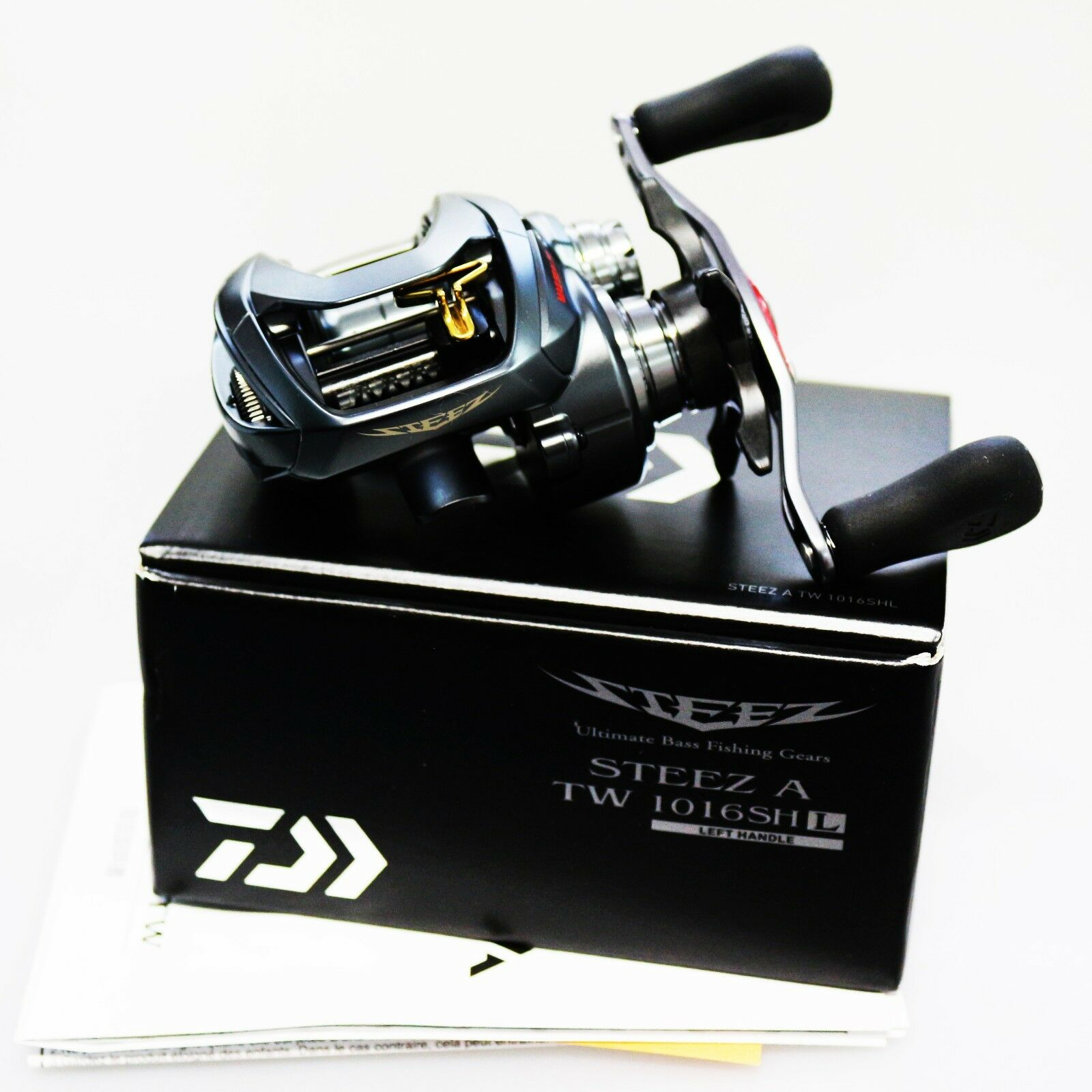 NEW DAIWA STEEZ A TW 1016SHL Left  Baitcasting Reel FedEx Express 2days to US  online cheap