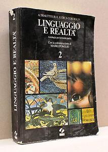 Linguaggio-e-realta-2-Antologia-per-la-scuola-media-SEI