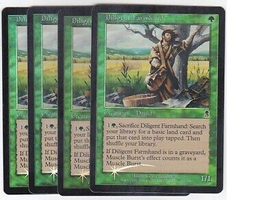 Odyssey EX//NM Careful Study MTG Magic the Gathering Card X1