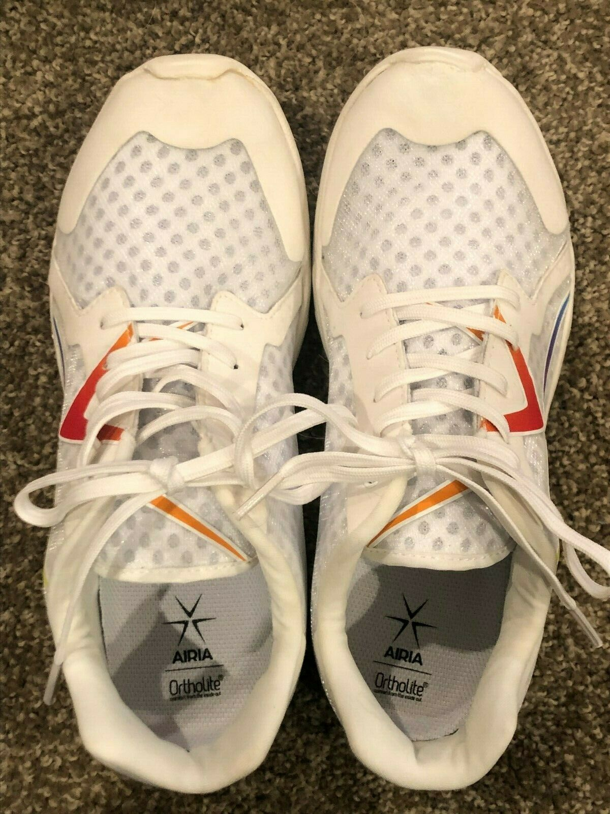 AIRIA One Women's White Running shoes Sneakers Size US 9 DISCONTINUED