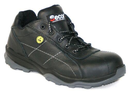 Secor BEAT ESD S3 SRC Sicherheitsschuhe Arbeitsschuhe metallfrei Leicht bequem