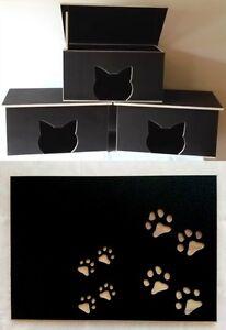 Cat House Cat Lodge Litière pour chat Lit de chat Cat Den Cat Puppy Weatherproof