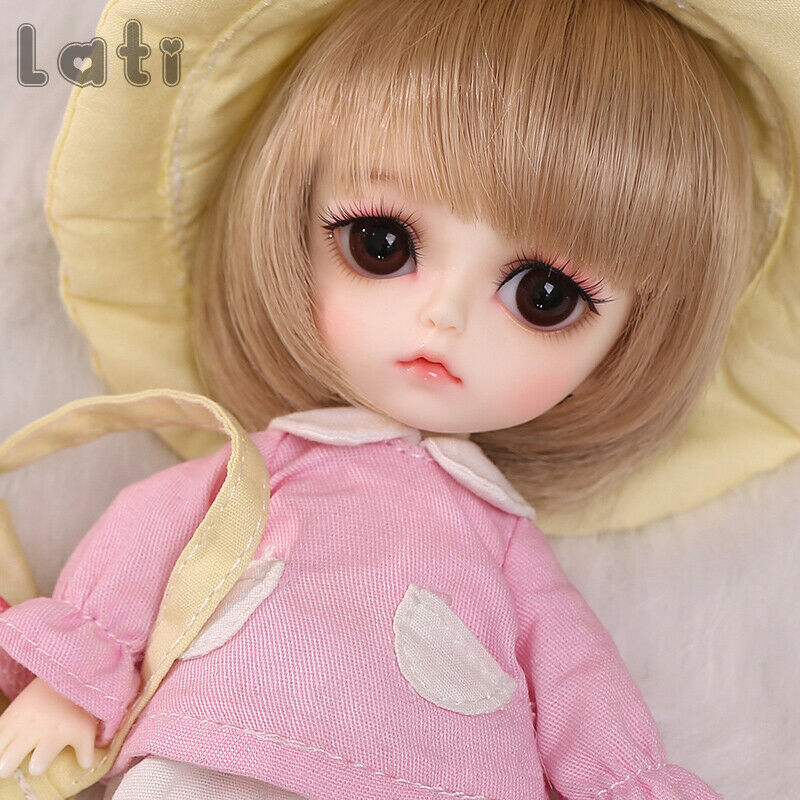 1 8 BJD Doll SD Doll lati Gelb Noa -frei Face Make UP+frei Eyes