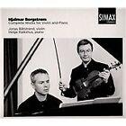 Hjalmar Borgstrom - Hjalmar Borgstrøm: Complete Works for Violin and Piano (2015)