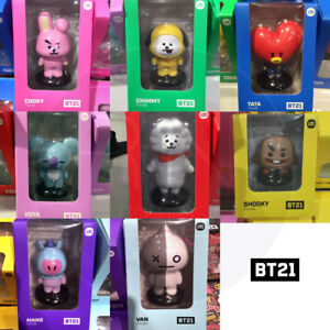 BTS-BT21-Official-Authentic-Goods-Toy-Figure-Medium-Provide-tracking-number