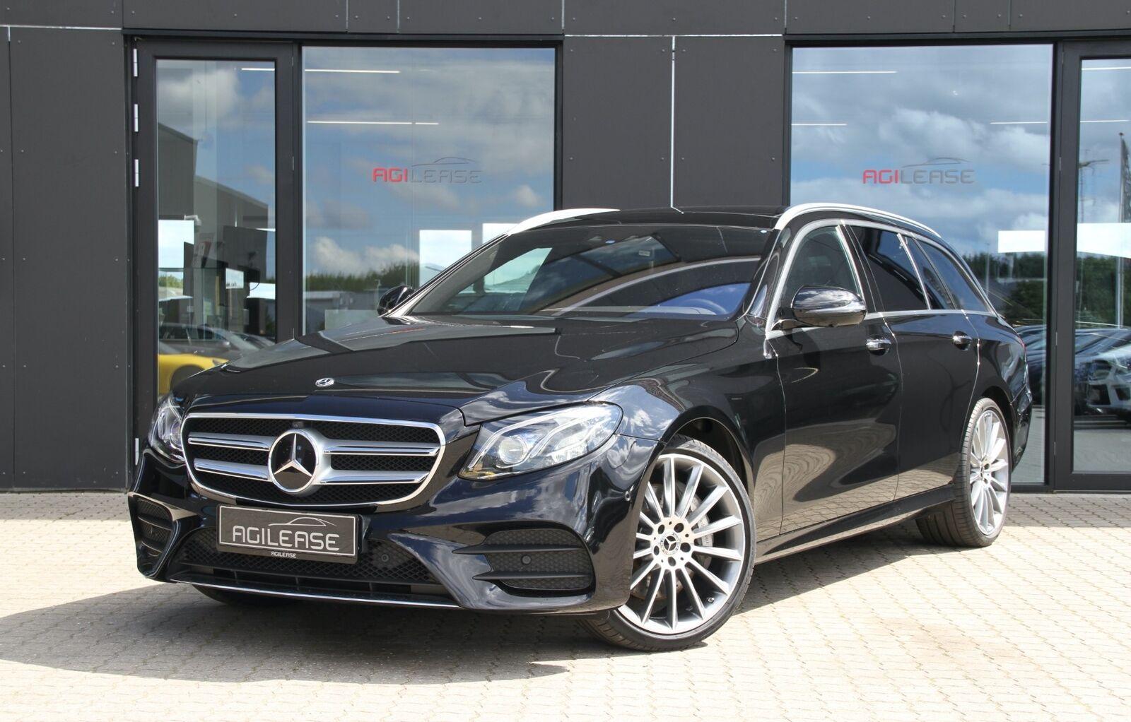 Mercedes E350 d 3,0 AMG Line stc. aut. 5d - 7.700 kr.