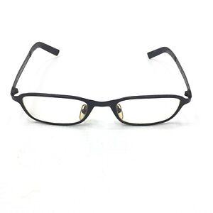 44987d8e0b DOLCE   GABBANA Men s Black Titanium Square Prescription Glasses ...