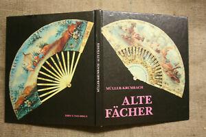Sammlerbuch-Alte-Faecher-Kaminfaecher-17-Jh-Faltfaecher-Sammlung-DDR-1988
