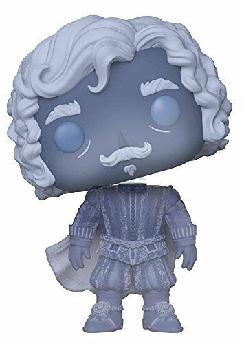 Funko POP HARRY POTTER Nearly Headless Nick Blue Translucent