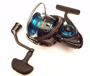 NEW Daiwa Black Gold BG 3000 Saltwater Spinning Fishing Reel BG3000
