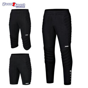 Jako-Striker-TW-Hosen-Kinder-Short-Capri-Hose-Fussball-Training-Torwart