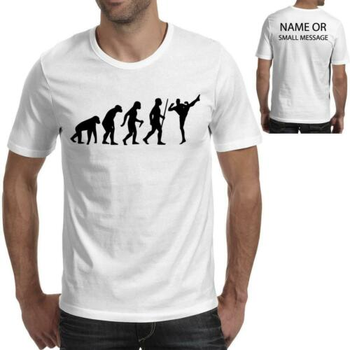 Evolution of Judo Fighter Fighting Funny Tee Printed Gift T-Shirt