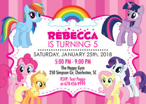 picture relating to Free Printable My Little Pony Birthday Invitations called Facts in excess of My Tiny Pony Personalized Birthday Celebration Electronic Invitation Women Delight in