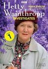 Hetty Wainthropp Investigates - Series 1 DVD 3 Disc