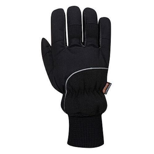 Portwest A751 apacha Cold Store Respirant Thermique Gants Noir