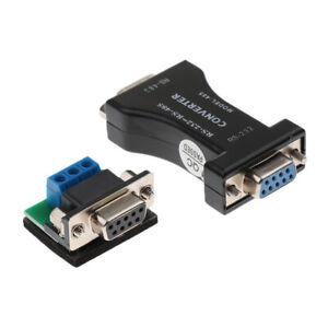 mini rs232 à rs485 rs422 adaptateur de communication convertisseur de