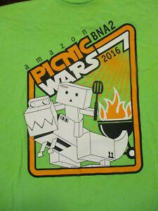 L-green-AMAZON-work-uniform-t-shirt-by-DISTRICT-PICNIC-WARS-2016