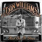 And So It Goes by Don Williams (CD, Apr-2012, Sugar Hill)