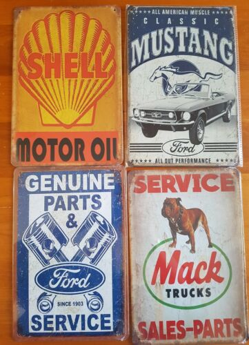 Champion Spark Plugs Metal Tin Signs Bar Shed /& Man Cave Signs AU Seller