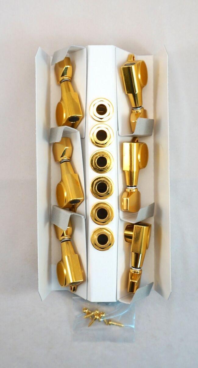 Afinadores Gotoh Gotoh Gotoh SG381-AB07G-L Guitarra Eléctrica oro 6R- zurdo 6b9ef0