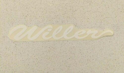 Adhesive Sticker willer