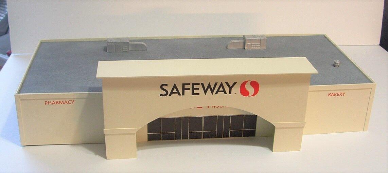 HO  Safeway  Supermarket   HO