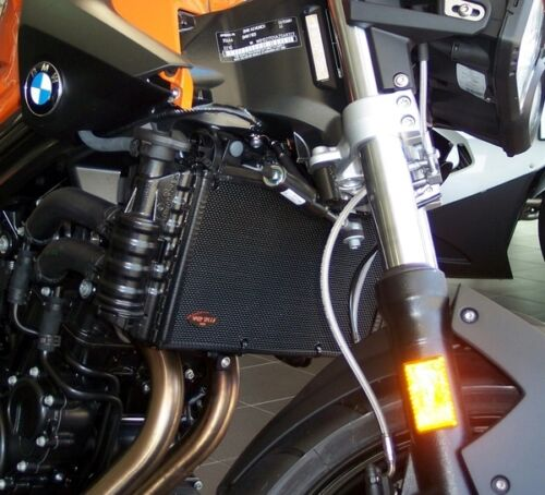 BMW F800R F800ST Warp Speed Stainless Steel Radiator Guard