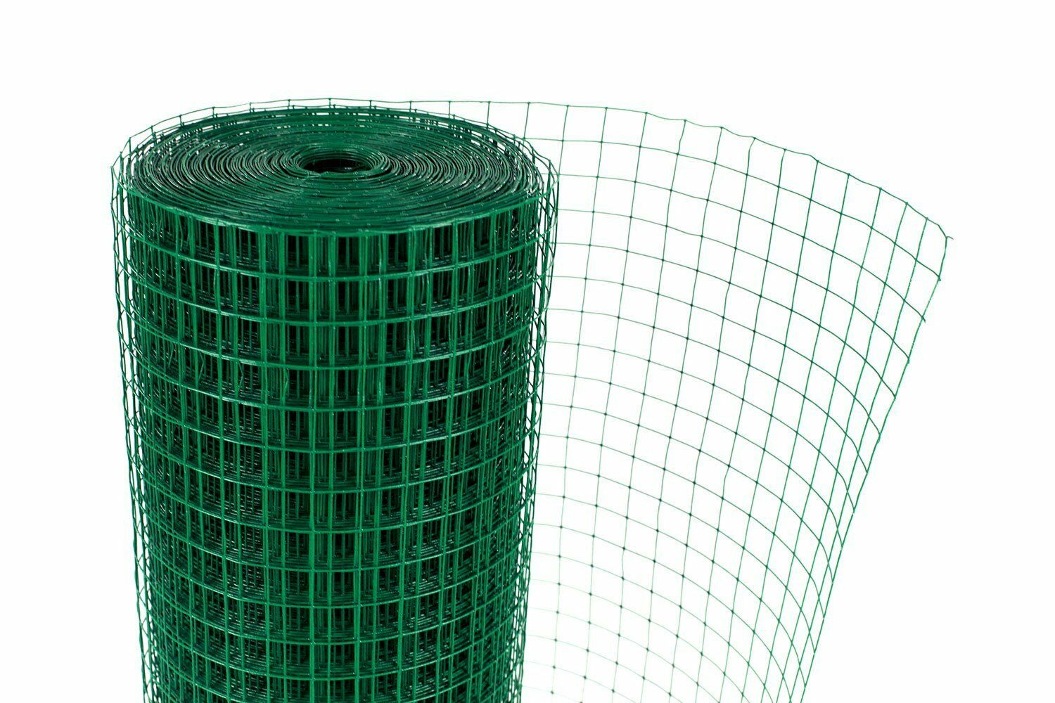 Welded Galvanised Pvc Plastic Coated Fencing Chicken Wire