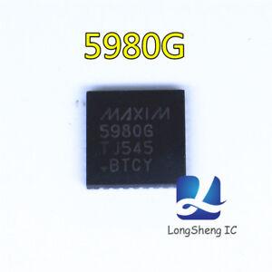 1PCS-MAX5980GTJ-T-MAX5980G-5980G-QFN32-Nuevo