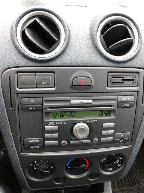 Ford Fusion 1.4 fra 2006 nysynet fra 12/02/20