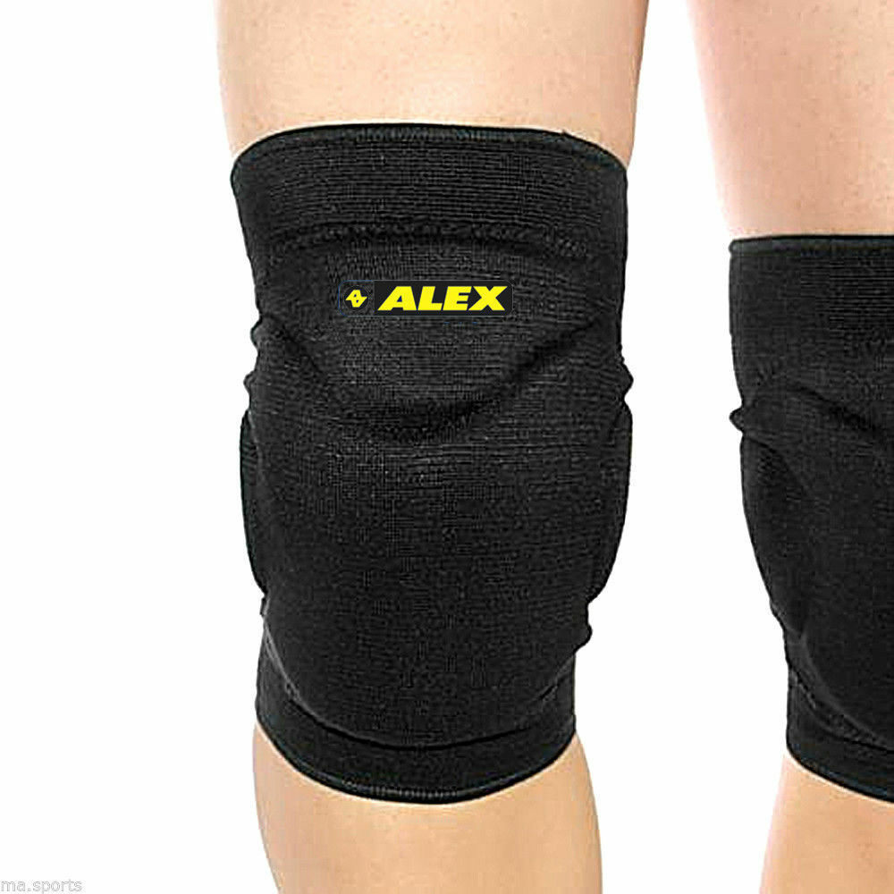 Alex Sports Support Extra Padded Knee Pad Guard Volleyball ...