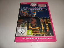 PC illusioni: Magic Encyclopedia 3