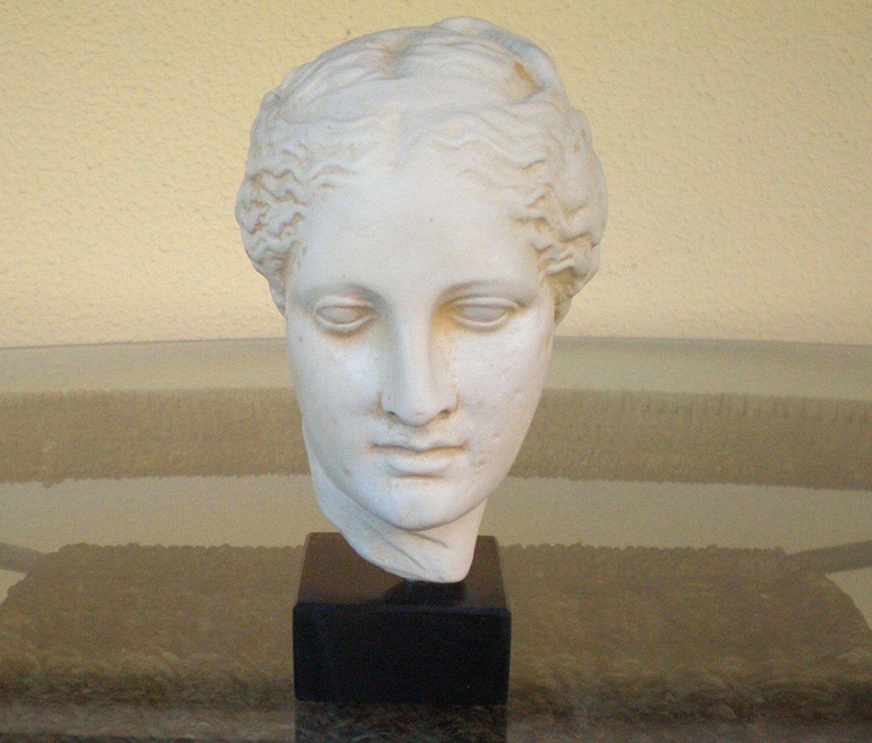 Hygieia-Busto-diosa Hygeia de salud curación y weelbeing