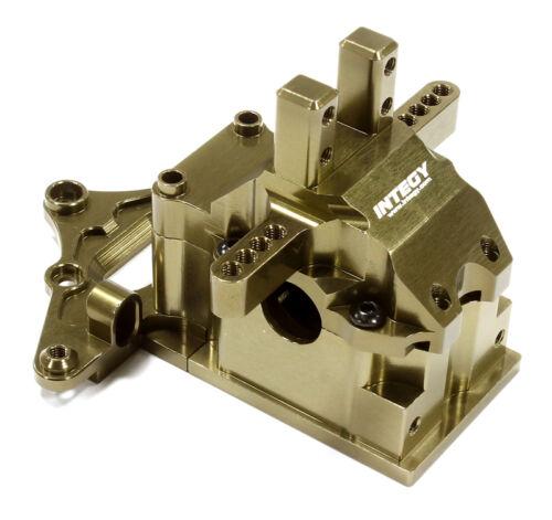 C25636GUN Billet Machined Rear Gearbox for Associated ProLite 4X4 Ready-To-Run