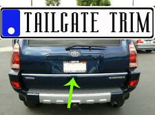 Toyota 4RUNNER 03 04 05 06 07 08 09 Tailgate Trunk Trim