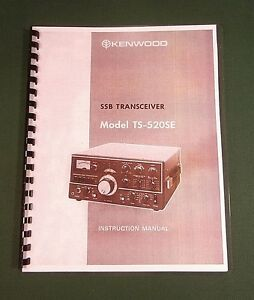 kenwood ts 520se manual